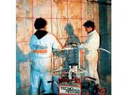 Inietta & Consolida® Utilizzo del kit Inietta & Consolida per il consolidamento di murature in mattoni