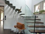 SCHEIN floating stairs