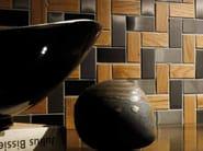 Mosaico in legno LEGNO by Mosaico+