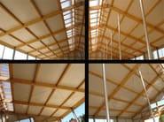 Pannello metallico coibentato per copertura AGROPANEL® by ITALPANNELLI