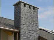 Rivestimento di facciata in pietra naturale SCAGLIA NERA | Rivestimento in pietra naturale by B&B Rivestimenti Naturali