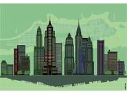 NEW YORK CITY Carta da parati panoramica