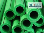 Pipe and special part for water network ALFAIDRO by PLASTICA ALFA