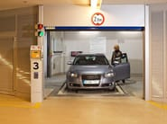 PARKSAFE Sistema di parcheggio automatizzato Parksafe