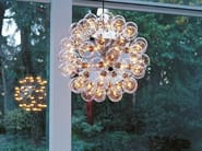 Direct light pendant lamp TARAXACUM 88 S by Flos