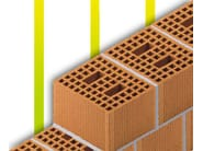 CONSORZIO ALVEOLATER | Thermal insulating clay blocks