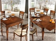 REGINA | Square table Regina Collection By Devina Nais