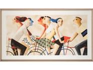 Paper Painting Rodando by NOVOCUADRO ART COMPANY