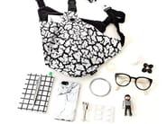 Fabric bag SIN PISTOLS NIEVE by Sancal