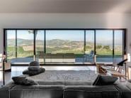 PALLADIO | Steel windows and glass facades