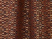 Jacquard washable polyester fabric KHAN by LELIEVRE