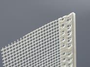 Profilo paraspigolo in PVC