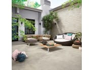 Porcelain stoneware wall/floor tiles with stone effect TRACKS by Panaria Ceramica