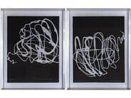 Engraving Trazo I & II by NOVOCUADRO ART COMPANY