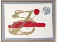 Engraving Trazo y Círculo by NOVOCUADRO ART COMPANY