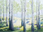 Canvas Painting Trees by NOVOCUADRO ART COMPANY