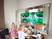 TV a specchio a LED HD TV A SPECCHIO 13 by Xeniadesign©