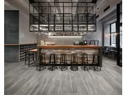 Porcelain stoneware wall/floor tiles with wood effect VIBE WOOD MIX by Ceramiche Caesar