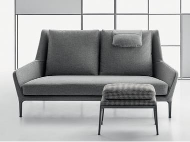 2 seater fabric sofa ÉDOUARD | 2 seater sofa