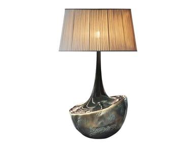 Lampada da tavolo a luce diretta in vetroresina ÓNIX KC 042