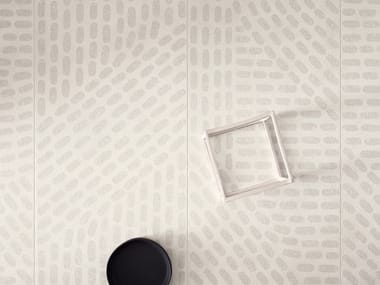 Porcelain stoneware wall/floor tiles with resin effect FRAGMENTS | Wall/floor tiles with resin effect