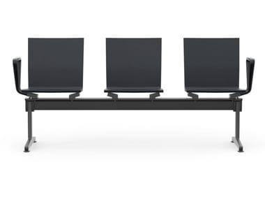 Polyurethane beam seating .04 STRETCHER