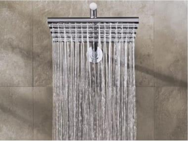 Tête de douche mural à effet pluie 050 | Tête de douche