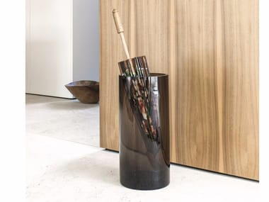 Porta guarda-chuva de vidro soprado 0510 | Porta guarda-chuva