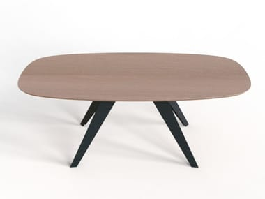 Oval oak table 06 | Table