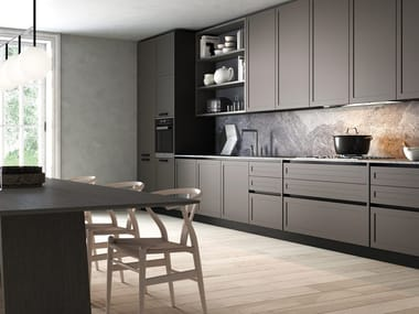Lacquered kitchen MADISON | Kitchen