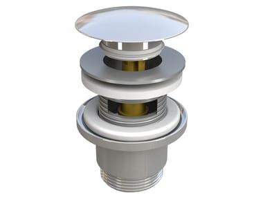 Chromed brass pop up plug 0943OT54S7 | Pop up plug