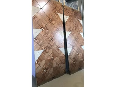 MDF wall tiles Wall units in Modern style