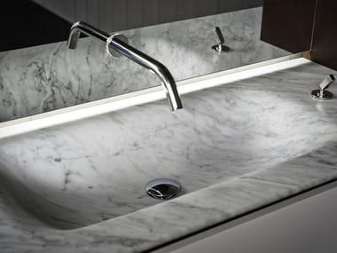 Vasques à encastrer en pierre naturelle | Archiproducts