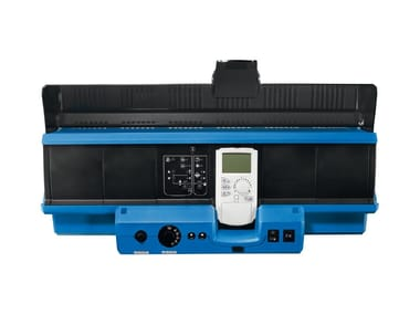 Heat regulation and hygrometric control LOGAMATIC 4321