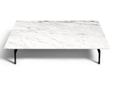 Square marble coffee table FLYING LANDSCAPE | Coffee table