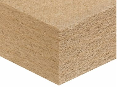 Wood fibre thermal insulation panel Wood fibre thermal insulation panel