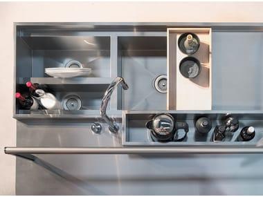 Kitchen worktop / sink SQUARE | Sink