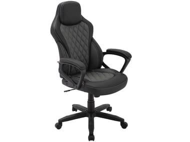 Height-adjustable high-back executive chair CH-187405 | Executive chair