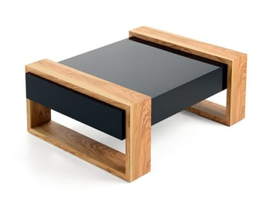 Rectangular Parapan® coffee table 100 NOTTE IN PUGLIA
