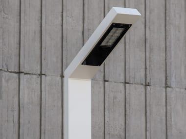 Galvanized and primed streetlight 108 | Street lamp
