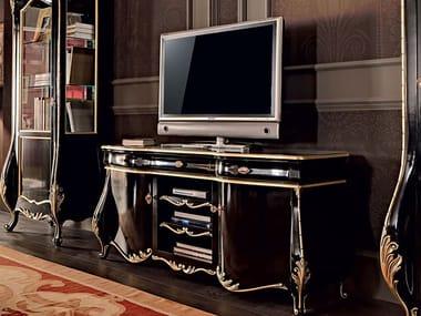 Solid wood TV cabinet 11110   TV cabinet