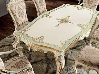 Tavoli Allungabili In Stile.Tavoli Allungabili Stile Barocco Archiproducts