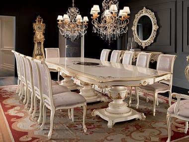 Tavoli Da Pranzo In Stile.Tavoli Da Pranzo Stile Barocco Archiproducts