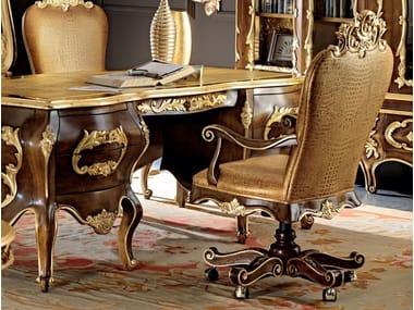 Poltrona Ufficio In Stile.Poltrone Ufficio Direzionali Stile Barocco Archiproducts