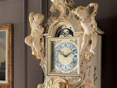 Orologio a pendolo in legno massello 11603 | Orologio a pendolo