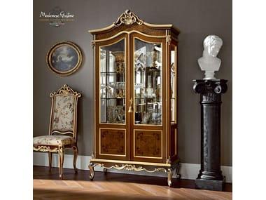 Solid wood display cabinet 12116 | Display cabinet