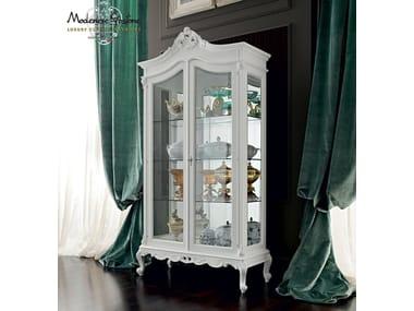 Solid wood display cabinet 12122 | Display cabinet