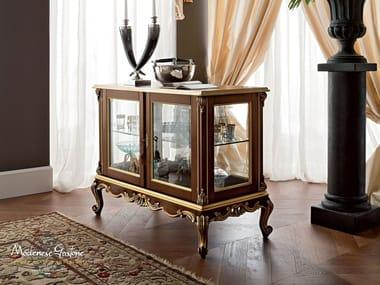 Solid wood display cabinet 12128 | Display cabinet
