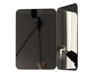 Rectangular mirror 124° MIRROR | Mirror