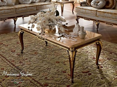 Low rectangular coffee table 12621   Coffee table